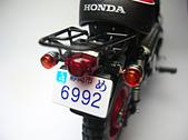 1/12 HONDA monkey 熊本熊機車製作記:DSCN9489.JPG