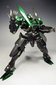 NO.132 1/100 MG GN-X(黑綠樣仕):DSC_0465.JPG