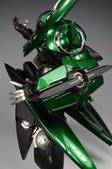 NO.132 1/100 MG GN-X(黑綠樣仕):DSC_0467.JPG