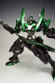 NO.132 1/100 MG GN-X(黑綠樣仕):DSC_0473.JPG