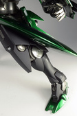 NO.132 1/100 MG GN-X(黑綠樣仕):DSC_0476.JPG