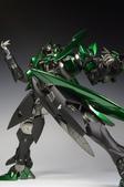 NO.132 1/100 MG GN-X(黑綠樣仕):DSC_0479.JPG
