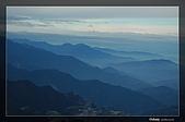 合歡山主峰的晨曦:DSC_6792