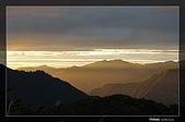 福壽山的日落霞光:DSC_7495