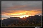 福壽山的日落霞光:DSC_7513