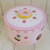 Mother garde:mother garden 兒童過家家木制玩具 草莓甜甜圈派對組2.jpg