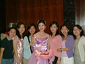 2003年 Mickey與旭芬婚禮:DSCF0014