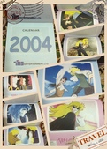 pp1234的凡玫周邊:TMS2004桌上型日曆