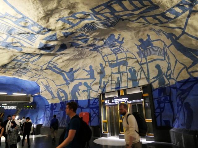 地鐵 (4).JPG - 2019挪威冰島瑞典