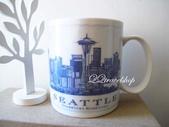 主題專區【STARBUCKS】星巴克‧各國城市馬克杯&隨行杯~:西雅圖