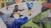 中原國小 藝術 滿校園 花蓮網站:中原國小 陶瓷版畫_仿本土藝術家10.jpg