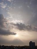 RN的 新遊記 花蓮 奇萊 洄瀾 慢都:太平洋 旭日與黑雲共舞.JPG