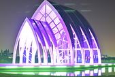 台南-雲嘉南濱海風景區北門管理處:20150104北門水晶教堂24.JPG