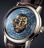 鐘錶相關相片:江詩丹頓面具系列腕表