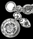 鐘錶相關相片:Juicy Couture KIKI系列腕表