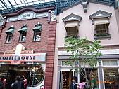 東京迪士尼25週年慶2008.09.30:商店街