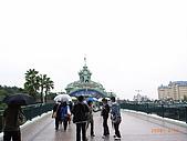 東京迪士尼25週年慶2008.09.30:剛進入Disneyland 大門