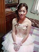 筑靜訂婚宴與結婚:新娘獨照