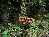 宜蘭九寮溪生態解說2008.11.01:往九寮溪的指標
