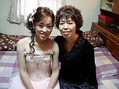 筑靜訂婚宴與結婚:阿姨和筑靜