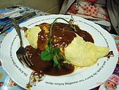 東京吃&住2008:傳統的蛋包飯