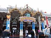 東京迪士尼25週年慶2008.09.30:華麗