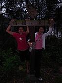 雪見與大安溪峽谷2008.08.21~22:佩瑩和佩薇