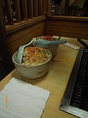 東京吃&住2008:文字燒的配料