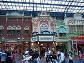 東京迪士尼25週年慶2008.09.30:世界市集