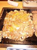 東京吃&住2008:海鮮文字燒