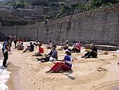 馬祖划獨木舟:練習