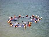 馬祖划獨木舟:下水適應