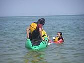 馬祖划獨木舟:換我們練習翻船