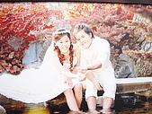 筑靜訂婚宴與結婚:婚紗照