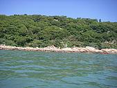 馬祖划獨木舟:從海上觀看陸地的感覺很棒