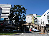 宮崎駿三鷹之森美術館:三鷹車站等車處