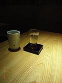 東京吃&住2008:先送上綠茶和清酒