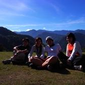 雪見與大安溪峽谷2008.08.21~22:合照