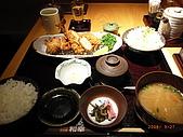 東京吃&住2008:哇!好豐盛喔!