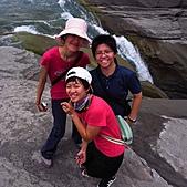 雪見與大安溪峽谷2008.08.21~22:謙瑩 佩瑩 和我