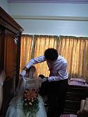 筑靜訂婚宴與結婚:掀婚紗