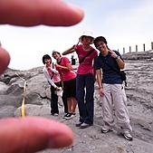 雪見與大安溪峽谷2008.08.21~22:我們四個
