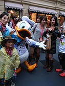 東京迪士尼25週年慶2008.09.30:唐老鴨