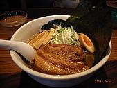 東京吃&住2008:麵屋武藏的虎麵