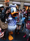 東京迪士尼25週年慶2008.09.30:很受歡迎