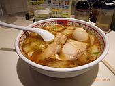 東京吃&住2008:神座-醬油拉麵