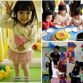 Cherry 4 age birthday party:相簿封面