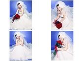 張小美 一生一次 婚紗照:s-01