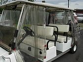 2007 Family Trip@FuLong:高爾夫球車