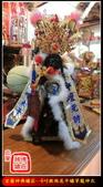 神明衣(神衣)、軟身衣、戰甲、竹衣、濟公衣、披肩(宜蘭神佛繡莊):6吋銀絲底平繡草龍神衣(太子披風)實穿1.jpg